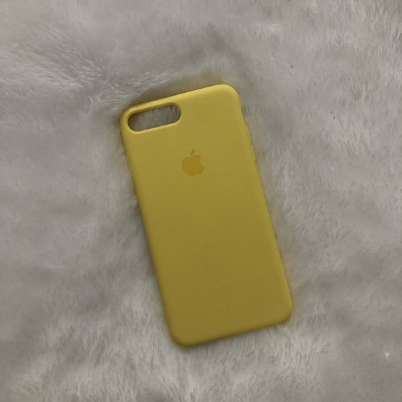 the latest 9b4ec 6899d iPhone 7/8 Plus Silicone Case - Lemonade